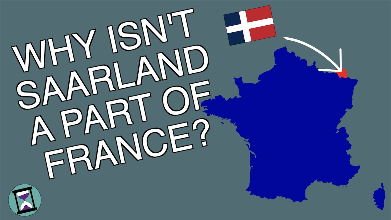 Download Why did the French Fail to Annex Saarland? (Short Animated Documentary)
