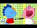 Dinosaurs Cartoons for Children | Funny Dinosaurs Cartoons | Bad Chef Dinosaur