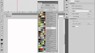 Панель Kuler в Adobe Flash CS4 (6/46)
