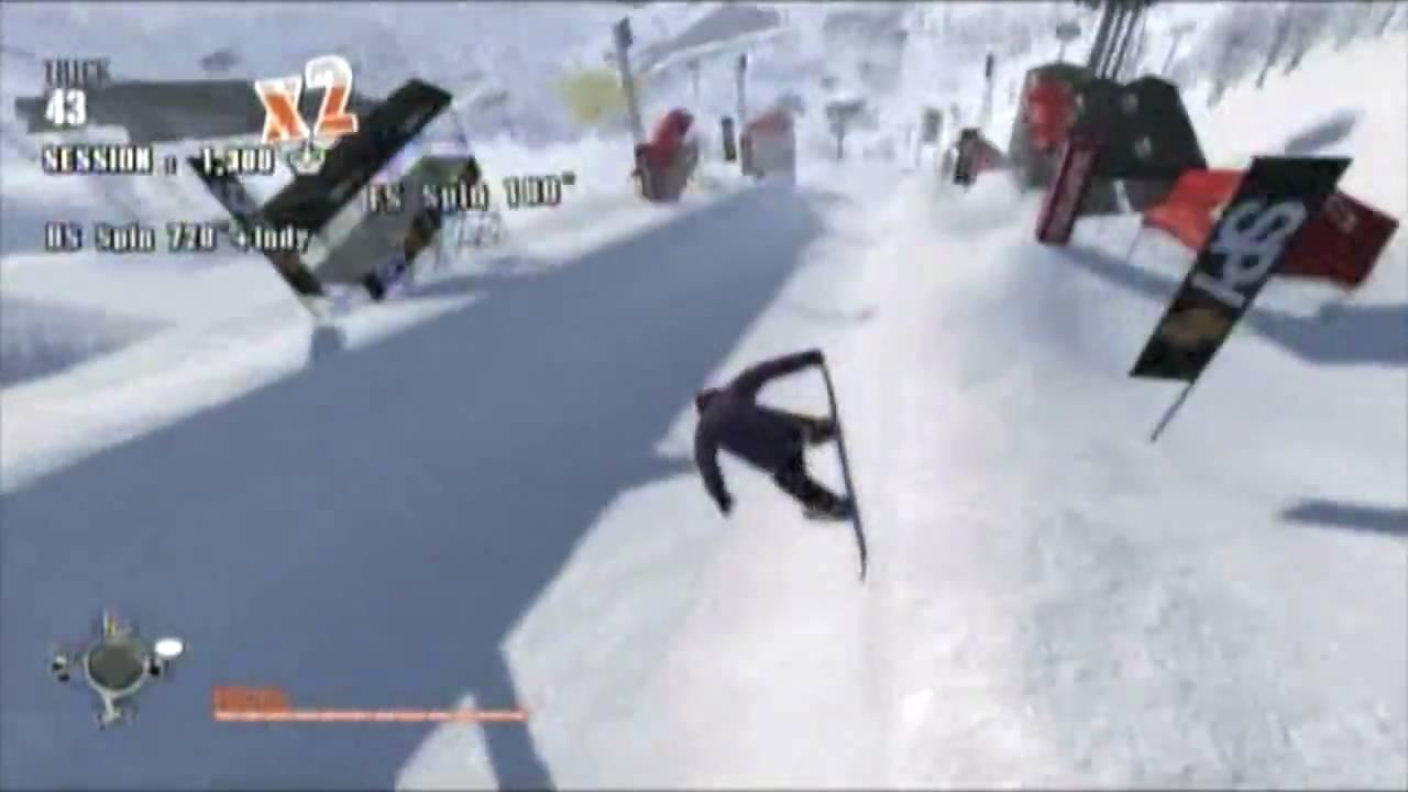 d9b44dc0d3e Shaun White Snowboarding Half-Pipe (Xbox 360) - YouTube