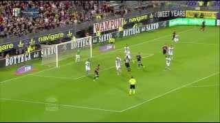 Cagliari 4 - 0 Parma