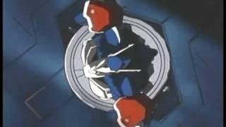 Tekkaman Blade First Pegas Transformation