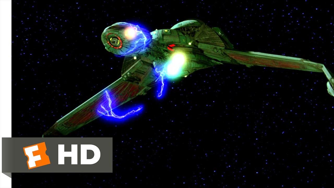 Surrender To The Shock And Awe Of The Killer Klingon