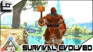 super steampunk armor ark survival evolved s2e8 modded ark w pugnacia dinos
