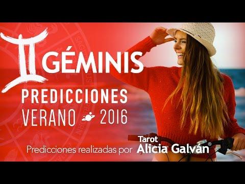 Predicciones Géminis 2016 - Alicia Galván