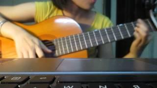 [Sỹ Luân] Sát Cánh Bên Nhau - guitar cover by An An