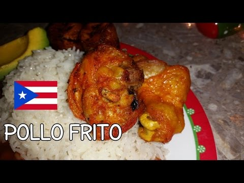 Como hacer pollo frito youtube - Como hacer pimientos verdes fritos ...