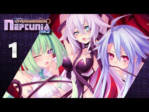 Hyperdimension Neptunia Mk2 (PS3, Let's Play) | CPUs In A Bind! | Part 1