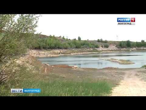 Волгоградские туристы полюбили рукотворное озеро во Фроловском районе