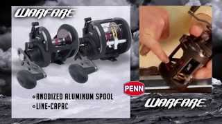 Now Available - PENN Warfare Conventional Reel