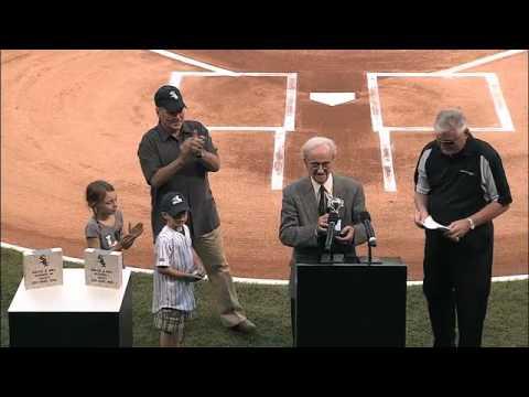 2011/08/03 Former Mayor Daley honored