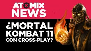 ¿Mortal Kombat 11 tendrá cross-play? – #AtomixNews [22/01/19]