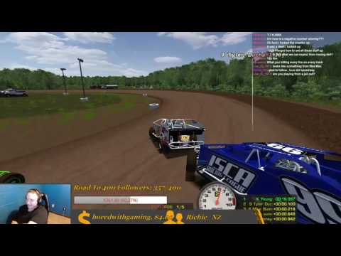 rFactor-Big Block Modified & 602 Crate Sportsman Modified Ra
