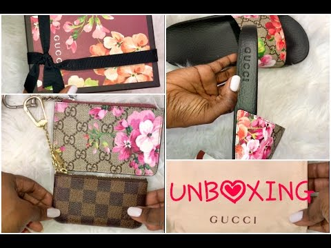 GUCCI GG BLOOMS UNBOXING