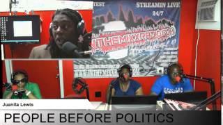 People Before Politics Radio Show Episode 008 (9-28-14)