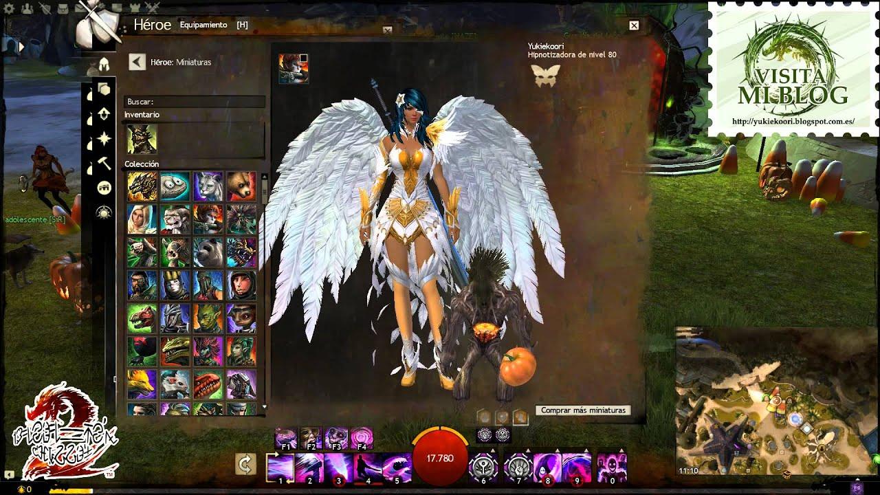 Guild Wars 2: Halloween - Mercaderes - YouTube
