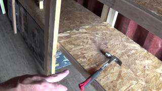 Diy Shelving For Shipping Container Video 2 - Off Grid Workshop