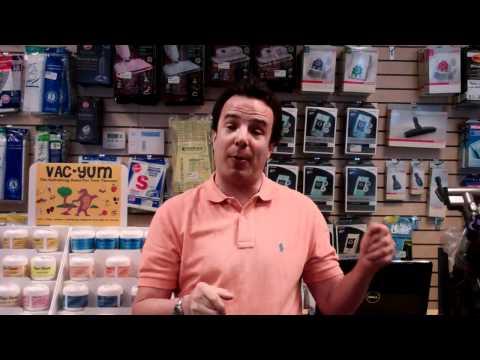 When Do I Change My Vacuum Cleaner Belt & Brush; Douglas Vacuum & Allergy Relief Chicago.MP4