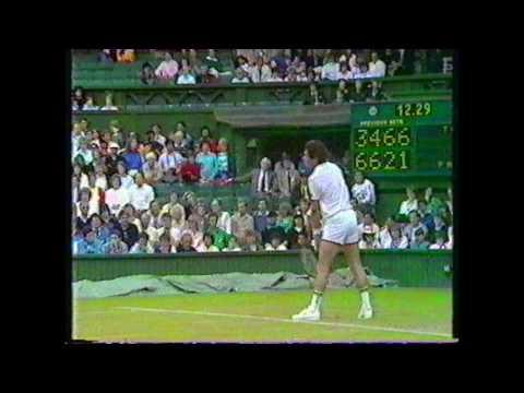 Todd Nelson vs Paul McNamee - Wimbledon 1987 - Highlights