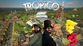 E3 2017 Sony shows new TROPICO 6 Trailer