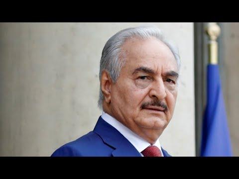 فرنسا: هل يمهد لقاء حفتر وماكرون لحل دبلوماسي للأزمة في ليبيا؟  - نشر قبل 2 ساعة