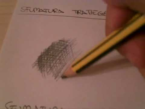 Come fare sfumature in un disegno youtube for Immagine di un disegno di architetto