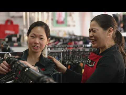 Salvos Stores & National Retail Association Training Partnership