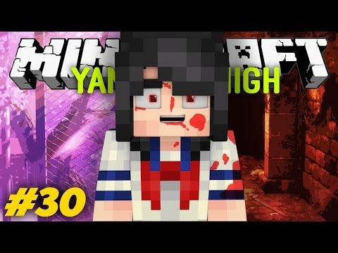 Yandere High - YANDERE'S MURDER DUNGEON!? (Minecraft Roleplay) #30