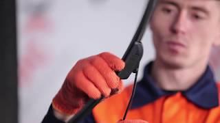 Como substituir a Escovas dos limpa pára-brisas dianteiros no BMW X3 E83 [TUTORIAL]