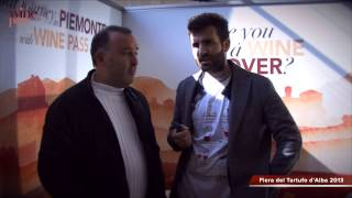 Alba Truffle Fair 2013 - Flash Interview - Argentina Wine Passion