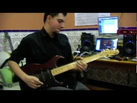 Art Rodriguez - Playing my old Ibanez Blazer