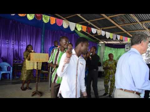 Worship in Togo