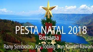 Kumpulan Lagu Natal Batak Bersama RANY SIMBOLON, JOY TOBING Dan kawan Kawan