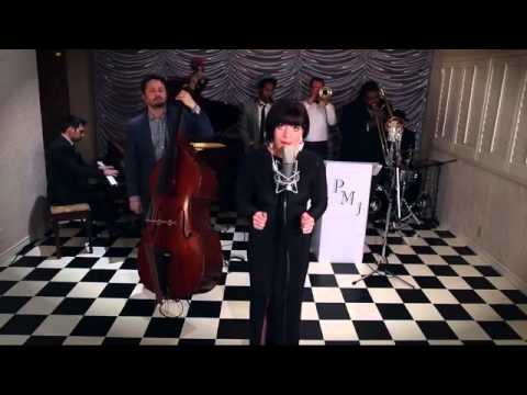 Here   Peggy Lee   Style Postmodern Jukebox Alessia Cara Cover ft  Aubrey Logan 2