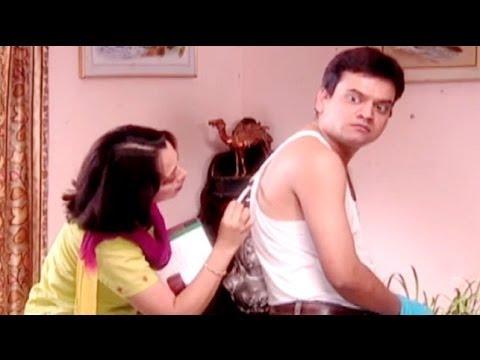 Sonalika Joshi, Mangesh Desai, Waras Sarech Saras - Comedy Scene 6/18