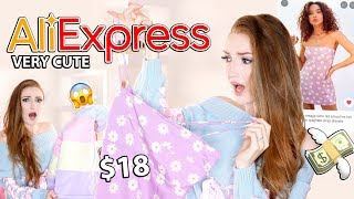 A VERY KAWAII ALIEXPRESS HAUL!!!