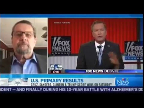Canada Cable TV -CTV - Election caucuses & primaries