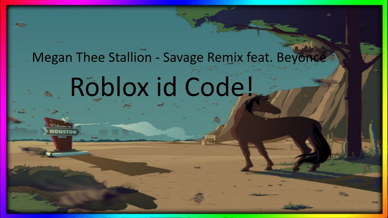 Roblox Song Codes Savage