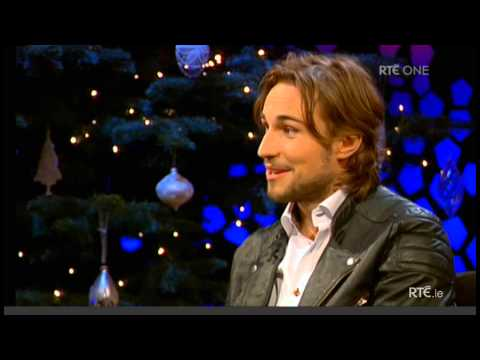 Kevin Walker - Late Late Show Ireland 2013 Interview