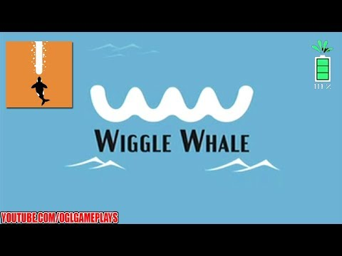 Wiggle Whale Android iOS Gameplay (By 111%)