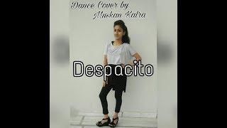 Baixar Despacito Justin Bieber Luis Fonsi Daddy Yankee Dance cover by Muskan Kalra