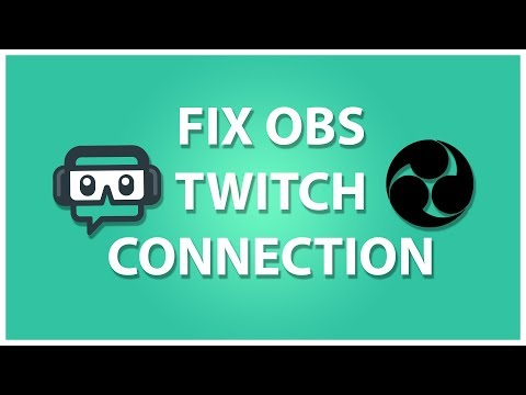 FIX STREAMLABS OBS CONNECTION ISSUE