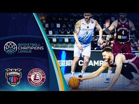 Polski Cukier Torun v Lietkabelis - Highlights - Basketball Champions League 2019-20