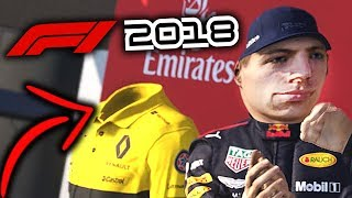 7 STUPIDEST THINGS THAT HAPPEN IN F1 2018 CAREER MODE!