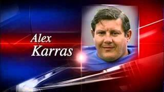 Alex Karras Former NFL Lineman Actor, Dies at 77