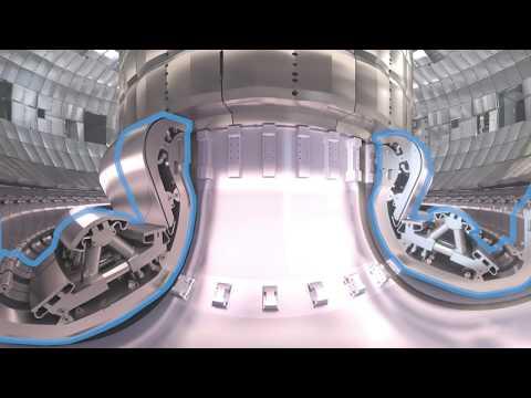 Iter: Kernfusion auf der Erde  VR 360°