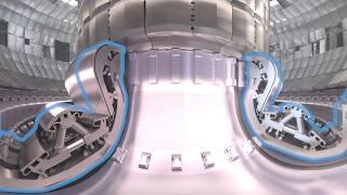 Iter: Kernfusion auf der Erde - VR 360°-Video