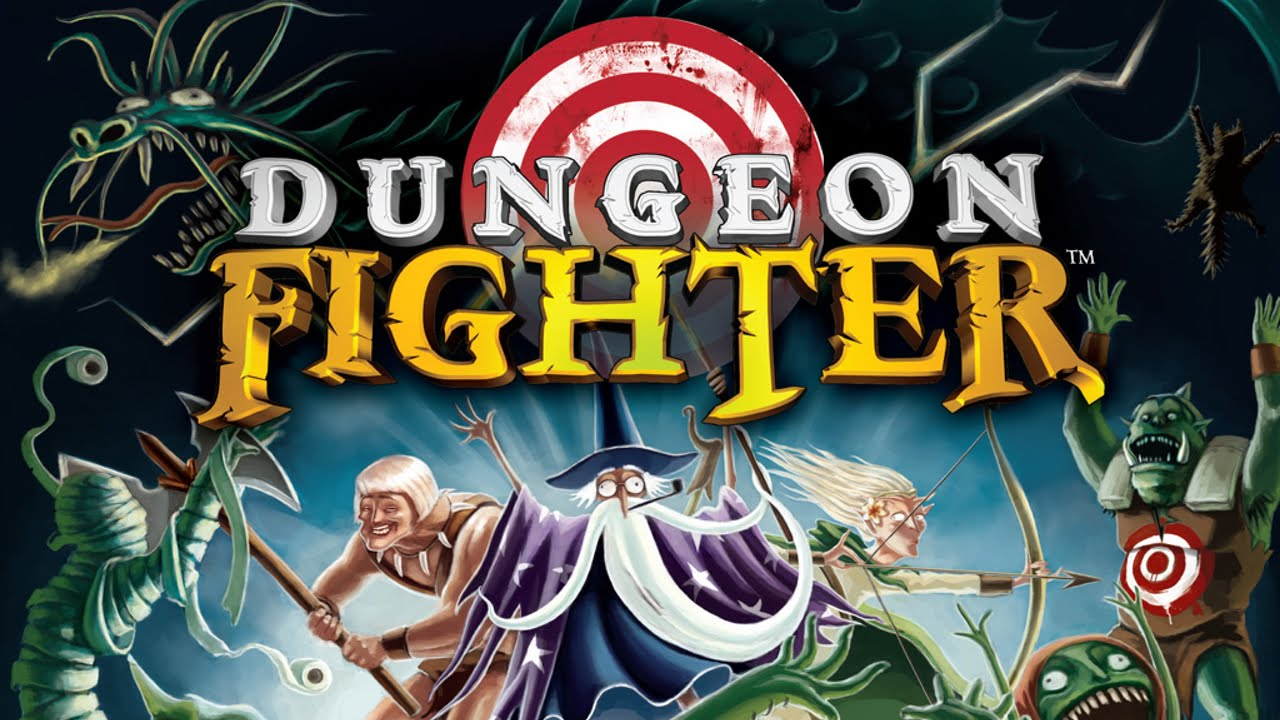 Tutorial Del Juego De Mesa Dungeon Fighter Youtube