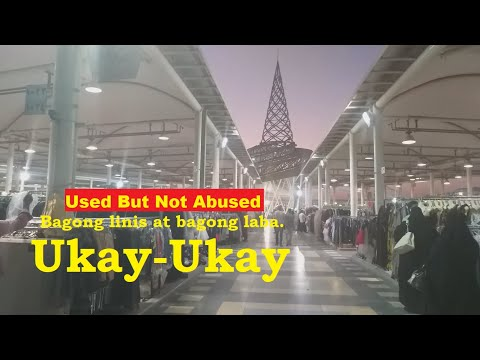 New Ukay-Ukay (Haraj Riyadh) Branded and designer items. Used but not abused.