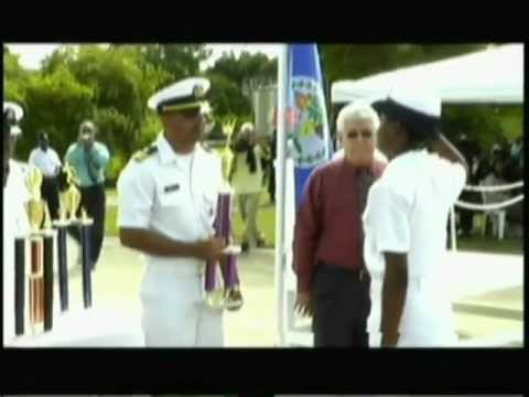 36 recruits join the Belize Coast Guard